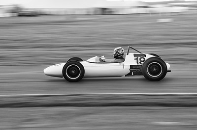 1962 Lotus BRM 24 1498cc Miles Griffiths - Goodwood Revival 2014 BW