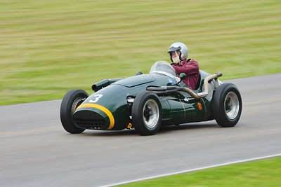 Michael Milligan 1953 Connaught A type 189cc