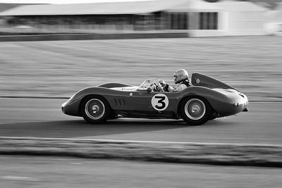 1957 Maserati 250SI 2493cc Stephen Bond Keith Bond BW