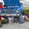 Nearly Ready - 1965 Plymouth Barracuda 4414cc Duncan Pittaway Justin Bell