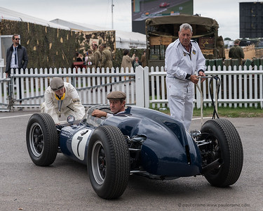 Cooper Climax T51 ex Stirling Moss - The Goodwood Revival 2018