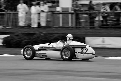 1956 Maserati 250F Wolf-Dieter Baumann