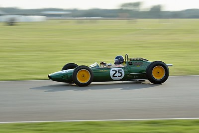 1962 Lotus Climax 25 1495cc Andy Middlehurst Goodwood Revival 2014