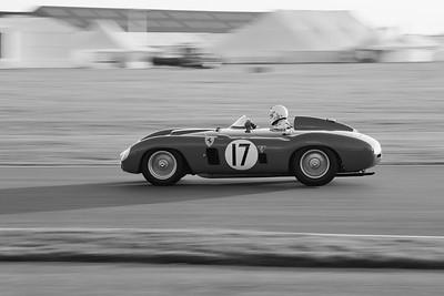 1956 Ferrari 860 Monza 3432cc Max Girardo Danny Sullivan BW