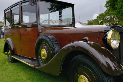 1937 4.5 litre V32  Daimler Shooting Brake