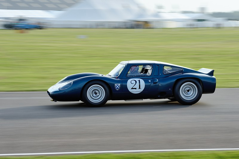 1963 Tojeiro Ford 4727cc John Clark