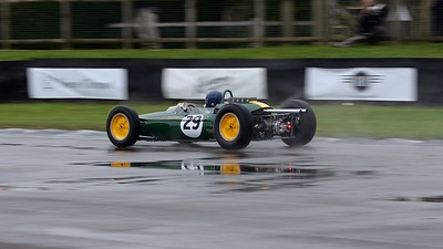Nick Fennell 1962 Lotus Climax 25
