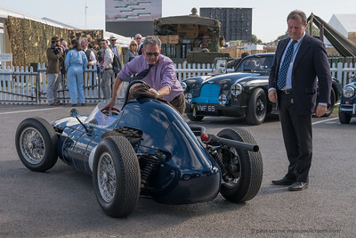Cooper Climax Reversed -The Goodwood Revival 2018