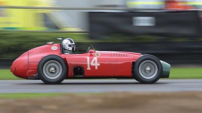 1961 Ferrari 250 GT SWB-C - Racing Team Holland - The Goodwood Revival 2017