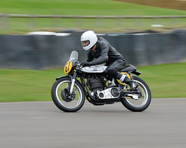 Richard Eliis Sam Rhodes 1962 Norton Manx 500