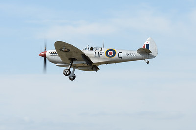 Spitfire MK356 (Mk LFIXe)