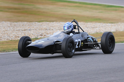 William Schryver - Lotus Ford 27 - 1963 1594cc