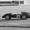 1956 Maserati 250SI 2489cc Marc Devis David Hart BW