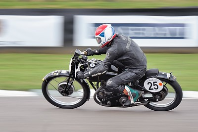 1933 Rudge TTR - Charlie Williams - Barry Sheene Memorial Trophy at the 2016 Goodwood Revival
