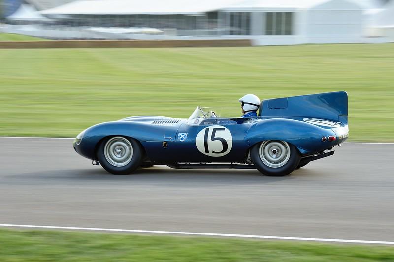 1957 Jaguar XKSS Derek Hood