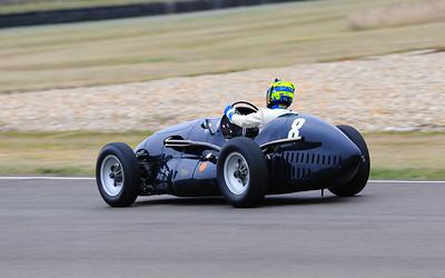 Kurt Englehorn - Chris Buncombe - Connaught A-Type 1953 1960cc