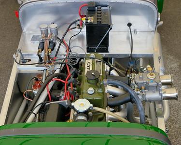 Lotus Super Seven 1961 Climax Engined 1 1 litre 4 cylinder