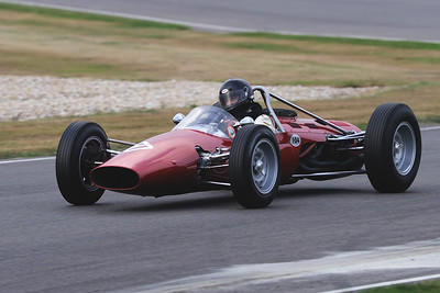 Lawrence Auriana - Jason Wright - ATS Tipo 100 GP 1962 1494cc