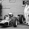 Paddins Dowling 1964 Brabham BRM BT11 1498cc