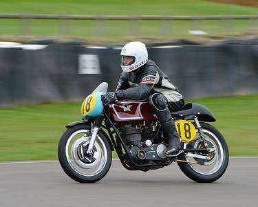 Tony Smith 1962 Matchless G50