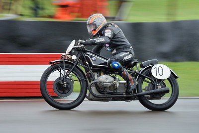 1929 BMW WR500 Compressor - Maria Costello - Barry Sheene Memorial Trophy at the 2016 Goodwood Revival