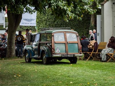 1969 Morris Minor Traveller - The Goodwood Revival 2018