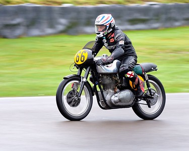1954 BSA Gold Star - Keith Bush Steve Plater - Barry Sheene Memorial Trophy at the 2016 Goodwood Revival
