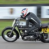 1952 Norton Daytona Manx - Julian Ide Freddie Spencer - Barry Sheene Memorial Trophy at the 2016 Goodwood Revival
