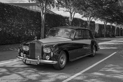 Rolls Royce - The Goodwood Revival 2018