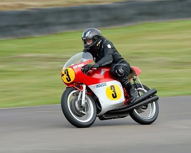 Brian Richards Gordon Russell 1964 MV Agusta 500-3