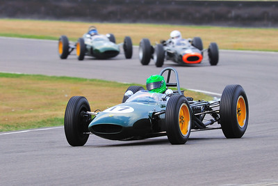 Paul Drayson - Lotus BRM 24 - 1962 1498cc