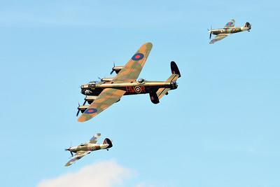 Battle of Britain Flypast