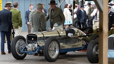 1937 MG Belleview Special - The Goodwood Revival 2017