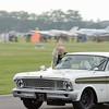 1965 Ford Falcon Sprint 4727cc Mike Gardiner Niki Faulkner Goodwood Revival 2014