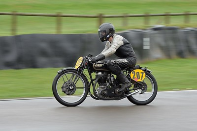 1938 Rudge Special - Tony Perkin Robin Stokes 2 - Barry Sheene Memorial Trophy at the 2016 Goodwood Revival