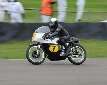 Duncan Fitchett 1962 Norton Manx 500