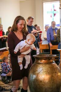 Gora Baptism January 29, 2017