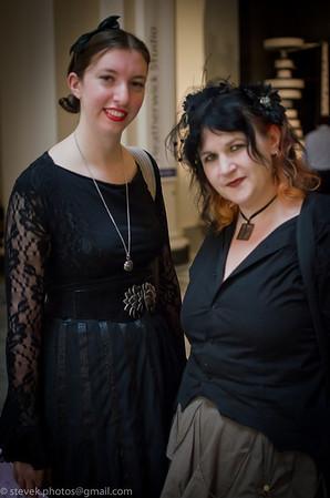Gothic Lolita at the V&A
