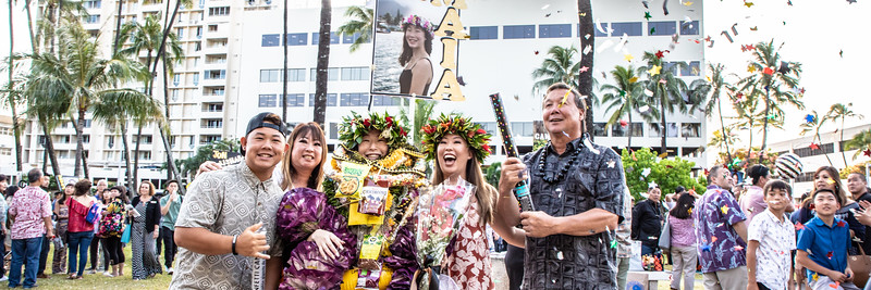 H08A2667-Hawaii Baptist Academy 2018 High School graduation commencement ceremony-Blaisdell Center-Oahu-June 2018-4