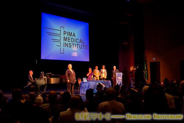 PIMA Medical Institute Graduation Sept 2015