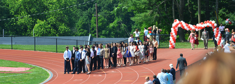 Graduation MHHS 2013