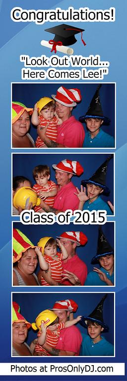 Graduation Party 5-31-15