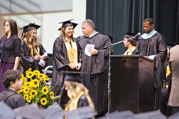 Graduation Plant High School - A.S.