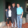 Lori and Todd with Brady on his college graduation day ( 2014 )