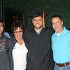 Alex, Lori and Todd with Brady on his graduation day ( 2014 )