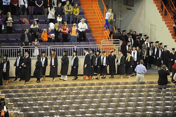 Clemson Graduation 2012