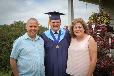 Dustin Graduation-8