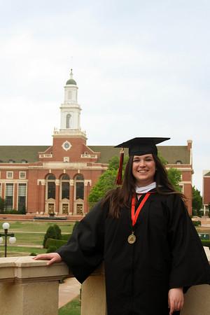 Marie's Graduation