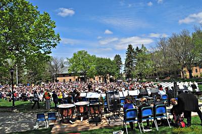 UMM http://www.morris.umn.edu/events/commencement/  UMM Commencement Graduation (May 9th 2015) Pt. 1 https://youtu.be/ke-n6BnBOmU