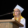 MIKE McMAHON - MMcMAHON@DIGITALFIRSTMEDIA.COM, the Ballston Spa High School commencement at the Saratoga Performing Arts Center, Wedesday June 24, 2015